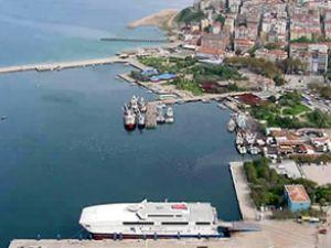 Bandırma Limanı'nda Şubat hareketli geçti