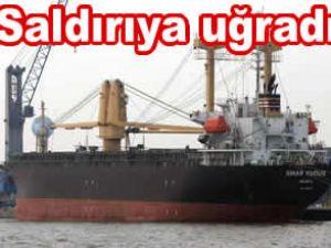 """Korsanlar, """"Sinar Kudüs"""" gemisini kaçırdı"""