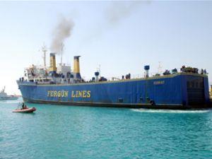 Libya'dan 64 kişi Seka Limanı'na getirildi