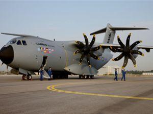 Airbus, A400-M' için seri üretim kararı aldı