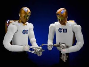 Nasa yeni robot astronotunu tanıttı
