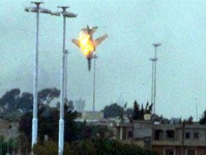 Fransız savaş uçakları Libya semalarında