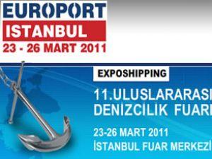 Denizcilik sektörü Europort'ta buluşacak