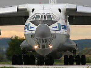 O askeri kargo uçağı bu defa boş çıkmadı