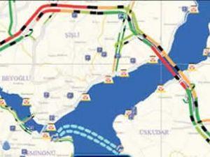 İstanbul'da 'Cep Trafik' hizmeti ücretsiz