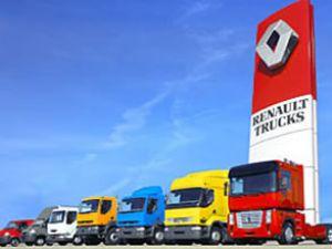 Renault Trucks Türkiye hedef büyüttü