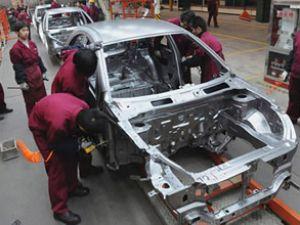 Çin araç üretiminde ABD ve Japonya'yı solladı
