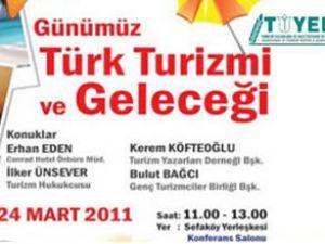 Türk turizminin geleceği Arel'de tartışılacak
