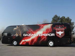 Gaziantepspor'a NEOPLAN Cityliner otobüs