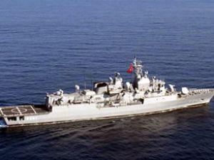 Türk gemileri tezkereden önce gönderildi