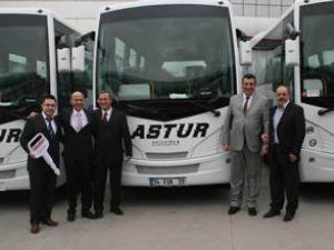NOVO, Astur Turizm'in de filosuna girdi