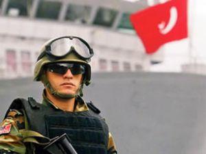 Silah ambargosu için Libya'ya 5 gemi gitti