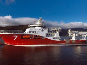"""""""Seven Havila"""", yılın destek gemisi seçildi"""