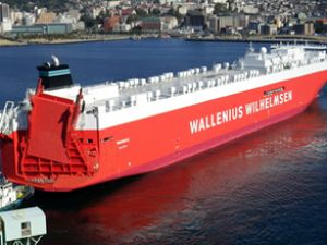 Wilh. Wilhelmsen, Mark V gemisini tanıttı