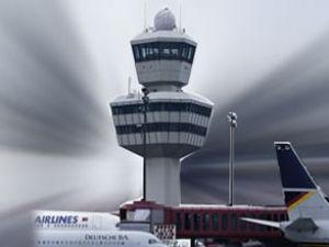 Kule arızalandı, havaalanı kilitlendi
