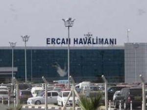 Ercan Havaalanı 161 bin yolcuya ulaştı
