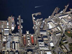MSC gemileri Detyens'de bakıma alınacak