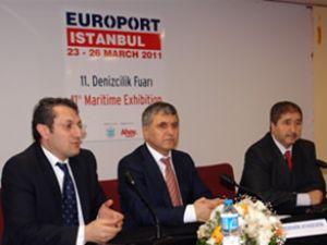 GİOSB, Europort'ta sektöre tanıtıldı