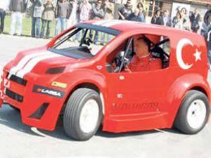 İlk Türk malı ralli aracı 'Volkicar' yola çıktı