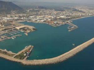 Antalya Limanı'na 7 milyon $'lık yatırım