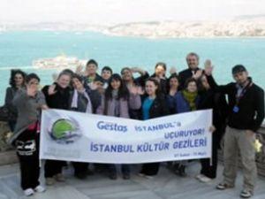 GESTAŞ, öğrencileri İstanbul'a uçuruyor