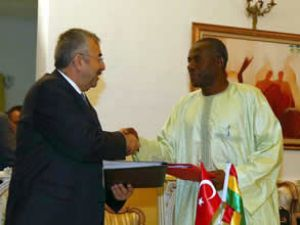 Türkiye ve Gana arasında Hava Ulaştırma anlaşması