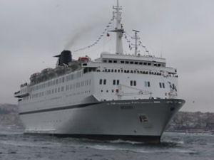 İstanbul kruvaziyer turizmi sezonu açıldı