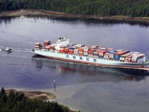 Seaspan, Prince Rupert'ı teslim alıyor