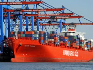 Hamburg Süd, iki rotasını iptal ediyor