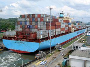 """Maersk Erving"", Asya-Avrupa rotasında"