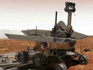 Mars robotu Spirit'in dünya iletişimi koptu
