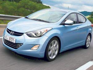 Elantra ile Hyundai'nin taksi imajı silinecek