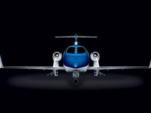 FAA uyumlu HondaJet maksimum hızda