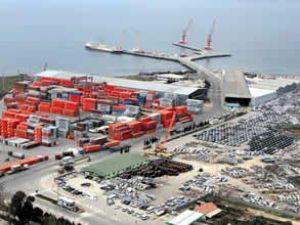 Borusan Limanı'nın verimliliği artıyor