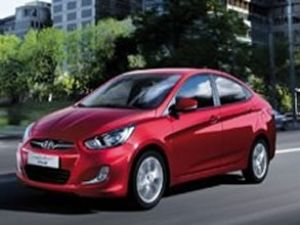 Hyundai Accent Blue Türkiye'ye geliyor