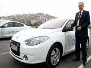 Renault Kango ve Fluance test sürüşünde