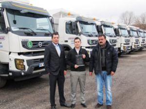 Onur Taşımacılık'a 30 adet Volvo kamyon