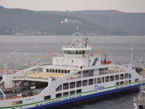 Gestaş'ın 2. yeni gemisi de hizmete girdi