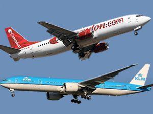 Corendon, KLM'nin tahtına göz dikti