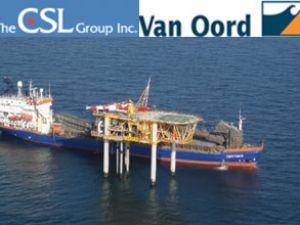 VAN OORD ve CSL güçlerini birleştiriyor