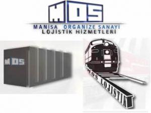 MOS Lojistik merkezi navlundan bunaldı