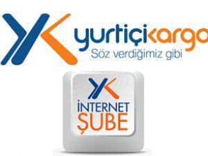 """Yurtiçi Kargo'dan """"İnternet Şube"""" yeniliği"""