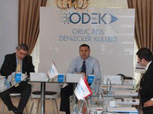 """ODEK: """"Türk P&I kulüpleri kurulabilirdi"""""""