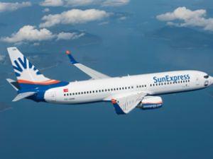 'SunExpress Almanya' uçuşlarına başladı