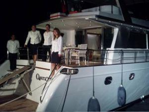 Quattro'dan denizde devremülk dönemi