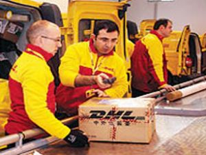 "Panasonic'in tercihi ""DHL Supply Chain"""
