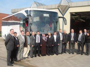 Yeşilyurt Turizm'e Tourismo teslimatı