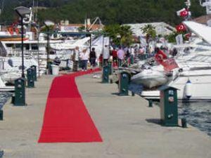 """""""Göcek Boat Expo Fuarı"""" törenle açıldı"""
