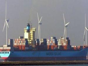 Carsten Maersk, Rotterdam'a ulaştı
