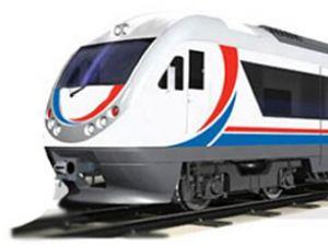 İlk yerli dizel tren seti raylara indirilecek